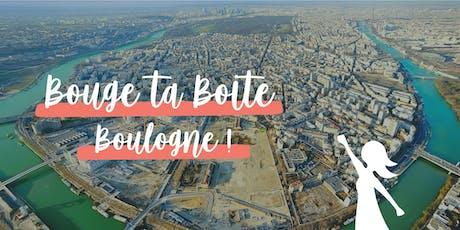 Réunion découverte du réseau business féminin à Boulogne billets
