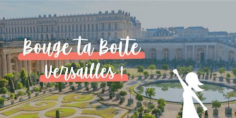 Réunion découverte du 1er réseau business féminin à Versailles billets