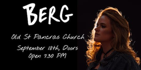 BERG Showcase tickets