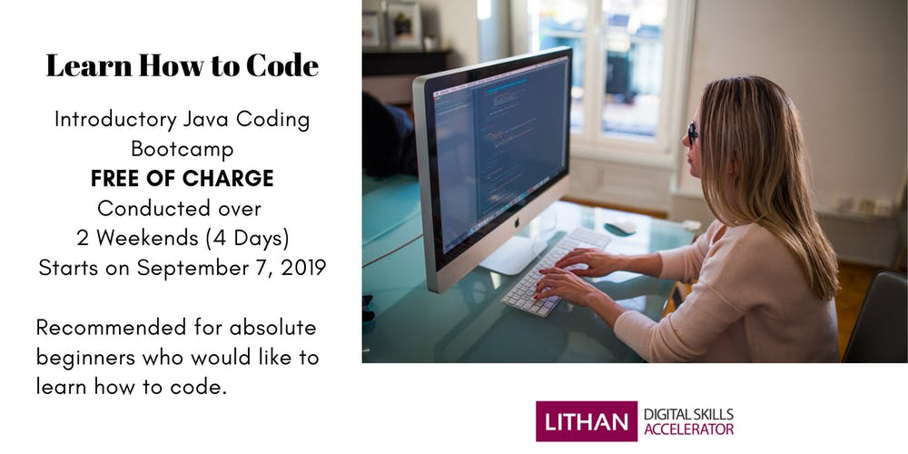 Introduction to Coding Bootcamp Tickets, Sat 7 Sep 2019 at 9