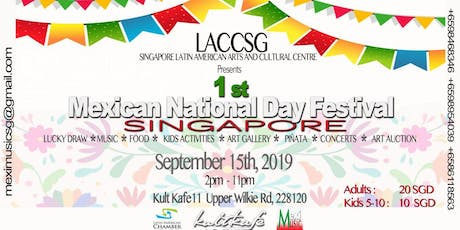 Mexican National Day Festival tickets