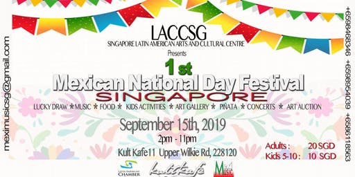 Mexican National Day Festival