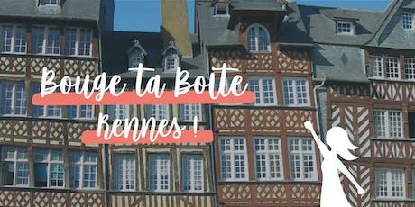 Réunion découverte du réseau business féminin à Rennes #3 billets