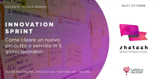 Shetech Masterschool: Innovation Sprint