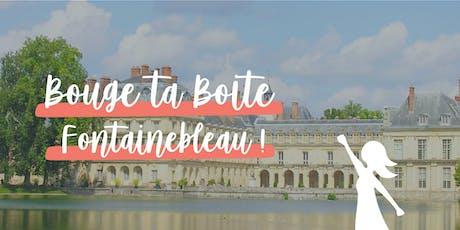 Réunion découverte du 1er réseau business féminin à Fontainebleau billets