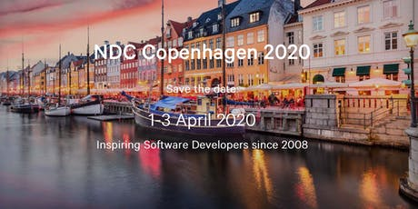 NDC Copenhagen 2020 - Conference for Software Developers tickets