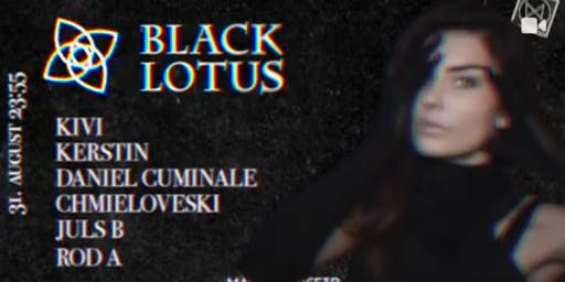 BLACK LOTUS (FLASH Rec. – Berlin) ►► Dark Summer!