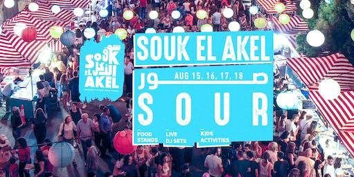 Souk El Akel goes to Sour