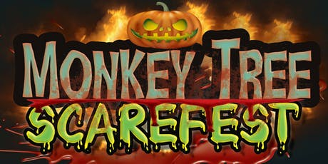 Halloween Horror at Monkey Tree Holiday Park 2019 tickets