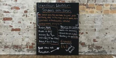 Lean Gain 6-week Education Seminar tickets
