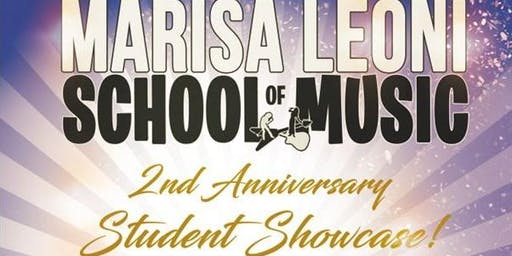 Marisa Leoni School of Music 2 Year Anniversary Showcase