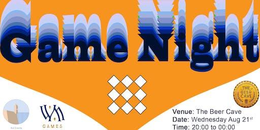 Koi Events' Board Game Night #5