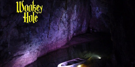 Wookey Hole Caves and Mill Ghost Hunt ( Somerset)- £49 P/P tickets