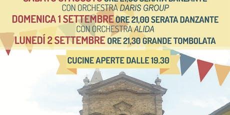 SAGRA DI ROVERETO (CR) biglietti