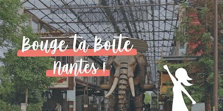 Réunion découverte du réseau business féminin à Nantes #2 billets