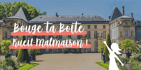 Réunion découverte du réseau business féminin à Rueil Malmaison billets