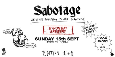 SABOTAGE Byron Bay - Fiesta 01