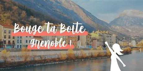 Réunion découverte du réseau business féminin à Grenoble Champollion billets