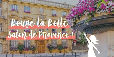 Réunion découverte du 1er réseau business féminin à Salon de Provence billets
