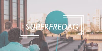 "Superfredag Sep 20 ""Being Yourself With Biometric Technology"""