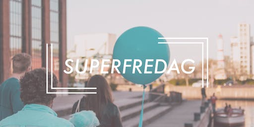 """Superfredag Sep 20 """"Being Yourself With Biometric Technology"""""""