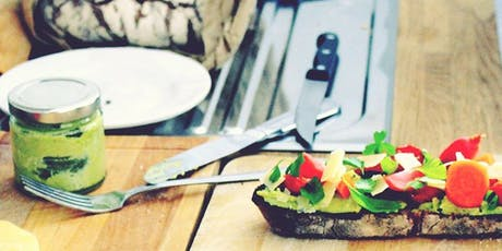 Waste FREE cookery class - Bermondsey (fully refundable deposit) tickets