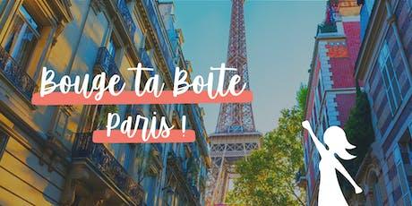 Réunion découverte du 1er réseau business féminin à Paris #1 billets