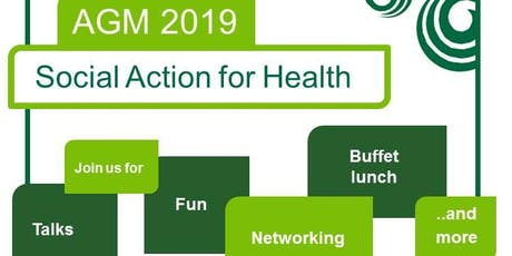 Social Action for Health AGM 2019 tickets