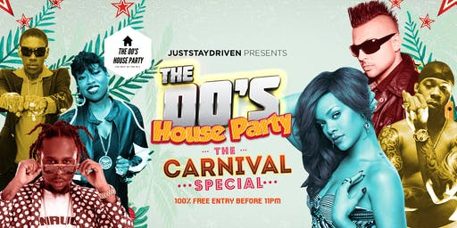 Free Entry: The 00's House Party Carnival Special
