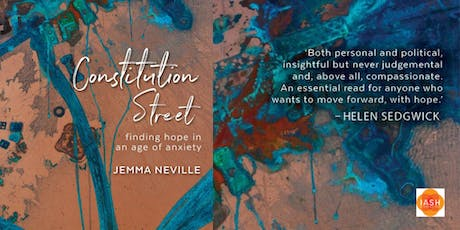 LAUNCH! Constitution Street with Jemma Neville tickets