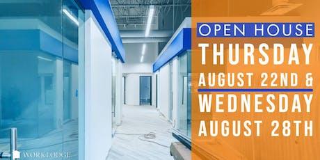 WorkLodge Dallas Design District - Open House tickets