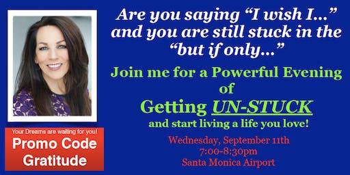 Dream Building! Get Un-Stuck by Janice Bussing Santa Monica