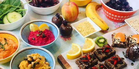 Back to School- Good Mood Food! A workshop for parents & kids! tickets