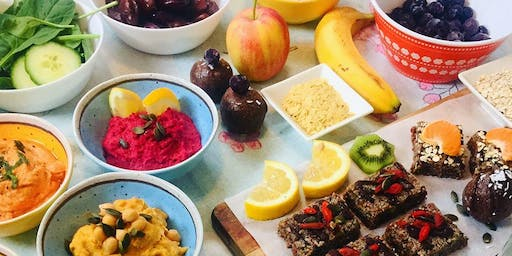 Back to School- Good Mood Food! A workshop for parents & kids!