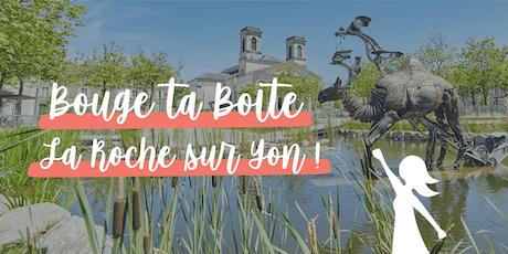 Réunion découverte du 1er réseau business féminin à La Roche sur Yon billets