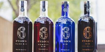 6 O'Clock Gin Dinner