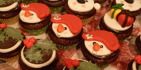 Family Learning - Christmas Cupcake Decorating - Skegby Library tickets