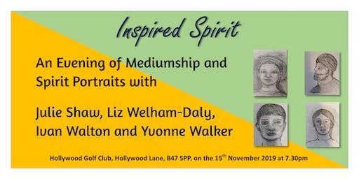 Inspired Spirit