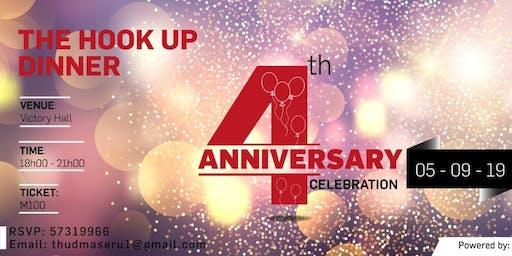 THUD Celebrates 4th Anniversary