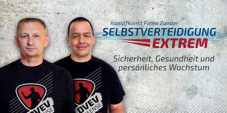 Selbstverteidigung Extrem - Solovev Defense - Berlin im November 2019 Tickets