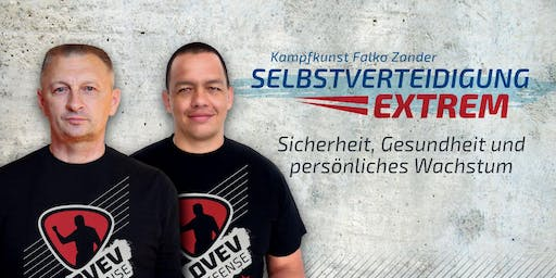 Selbstverteidigung Extrem - Solovev Defense - Berlin im November 2019
