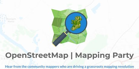 OpenStreetMap Ireland | Galway mapping meetup tickets