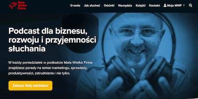 Fireside chat with Marek Jankowski  of malawielkafirma.pl