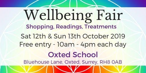 Wellbeing Fair - Oxted