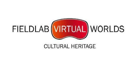 Fieldlab Virtual Worlds Presentations tickets
