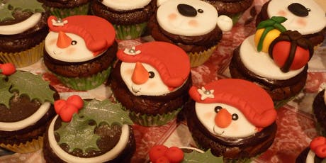 Family Learning - Christmas Cupcake Decorating for Kids - Forest Town Library tickets