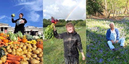Soil, society, sustenance with Tristram Stuart, Craig Sams & Abby Nicol