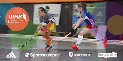 DHB Hockey Camp powered by Sportscampus // Köln // Hallensaison