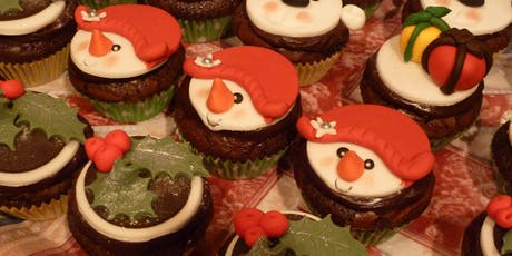 Family Learning - Christmas Story Telling Cupcakes - Beeston Library tickets
