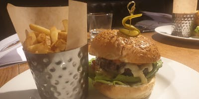 Burger & Drink - £10.50